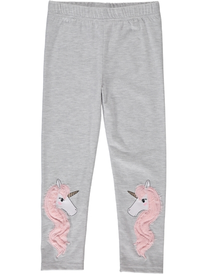 Toddler Girls 3D Legging
