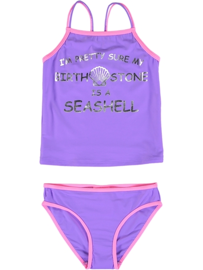 Girls Mermaid Tankini