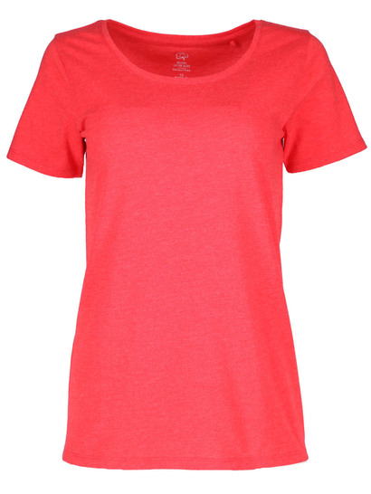 Organic Blend Scoop Neck Tee Womens