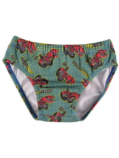 Boys Dinotrux Brief