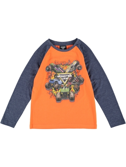 Boys Monster Jam T-Shirt