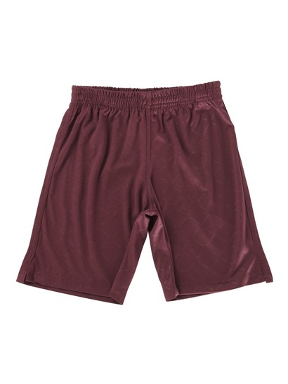 MAROON BOYS SOCCER SHORTS