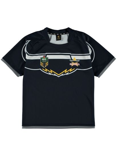 Nrl Toddlers Cowboys Jersey