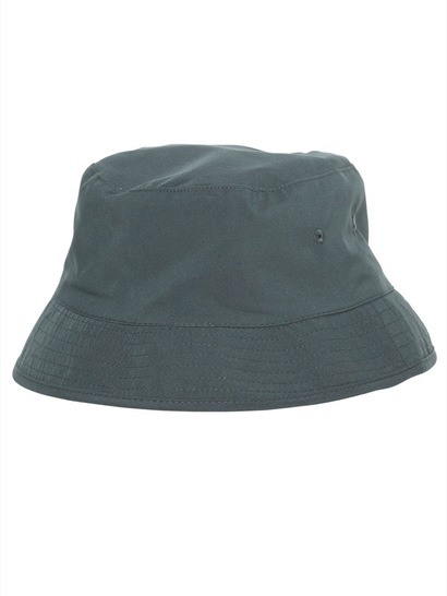 BOTTLE GREEN KIDS MICROFIBRE BUCKET HAT