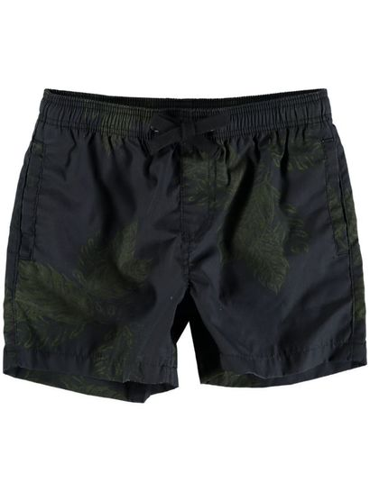 Boys Printed Poplin Volley Short