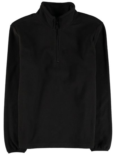 Mens 1/4 Zip Polar Fleece Top