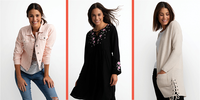 1eb63283568 Clothing and Accessories for Women