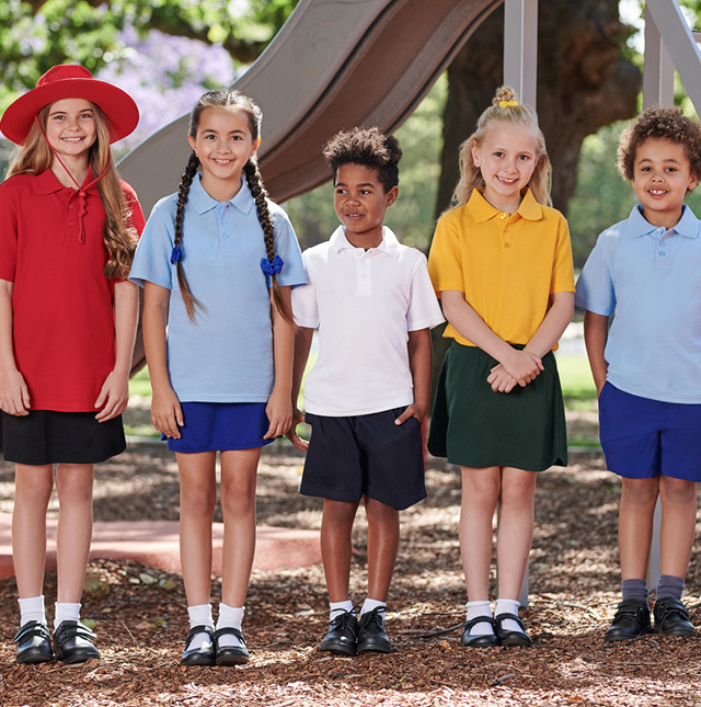 Quality Guarantee 100 Days on Schoolwear -  Machine Wash & Tumble Dry, No Fade, No Shrink, Built to last