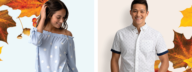 ON-TREND LOOKS FOR ADULTS AUTUMN WARDROBE