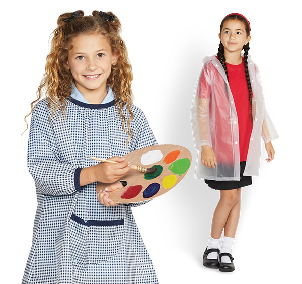 Art Smocks & Raincoats