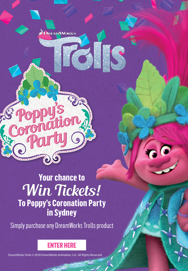 Trolls Competition