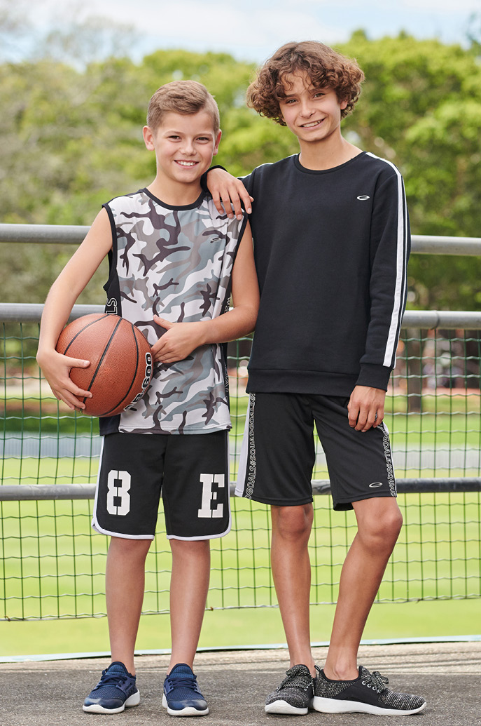 Boys' 7-6 activewear